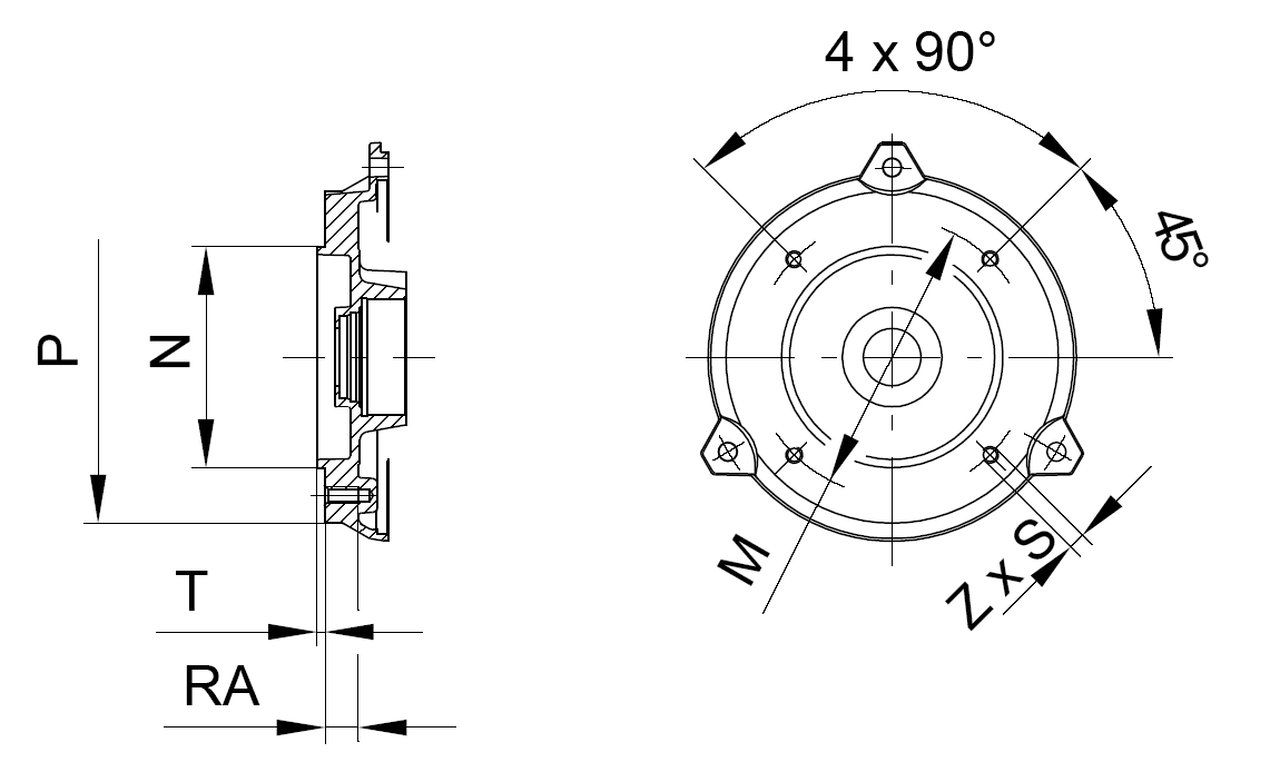 Размеры для габарита 112-160